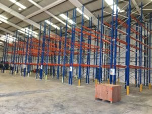 New Pallet Racking System