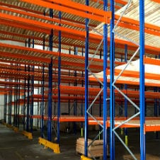 Used Racking, Second Hand Pallet Racking in North East