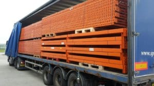 We Buy Any Pallet Racking, Redirack Pallet Racking, Advanced Handling & Storage Ltd