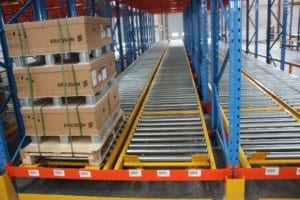 Pallet Racking Flow Racks