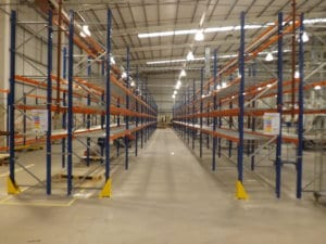 Hillarys Blinds, Pallet Racking, Second Hand Pallet Racking, Secondhand Pallet Racking, Safety