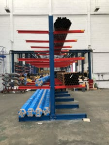 Cantilever Racking, New Cantilever Racking,Second Hand Cantilever Racking, Secondhand Cantilever Racking, Used Cantilever Racking