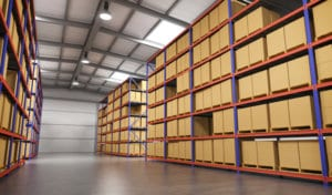 Organised Warehouse