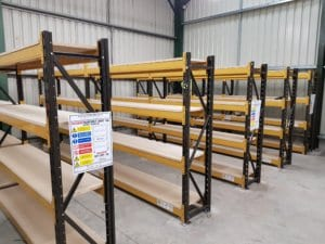 Shelving, New Shelving, Used Shelving, Second Hand Shelving, Warehousing
