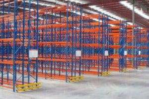 Selective Pallet Racking, Used Pallet Racking