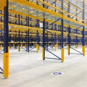 A Safe, Safety Barriers, New Safety Barriers, Second Hand Safety Barriers, Secondhand Safety Barriers, Used Safety Barriers, Warehouse Racking, Warehouse Safety