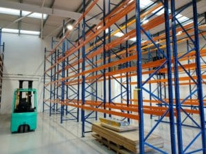 Second Hand Stow Pallet Racking, Direct Cable