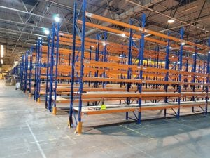 Stow Pallet Racking, Second Hand Pallet Racking, Second Hand Stow Pallet Racking
