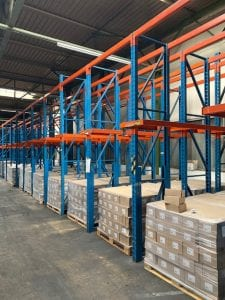 Drive In Pallet Racking, Used Drive In Pallet Racking