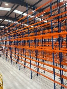 Second Hand PSS Pallet Racking, Warehouse Racking