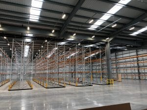 Second Hand Apex Pallet Racking, Second Hand Pallet Racking, Storage