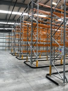 Second Hand Apex Pallet Racking, Second Hand Pallet Racking, Warehouse