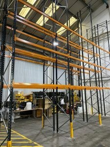 Second Hand Link 51 Pallet Racking